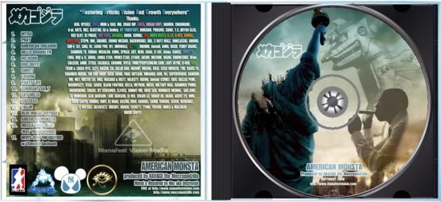 Jay-Z American Gangster Remix American Monsta MeccaGodZilla RAVAGE