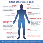 Effect of Stress on Body – Infographic