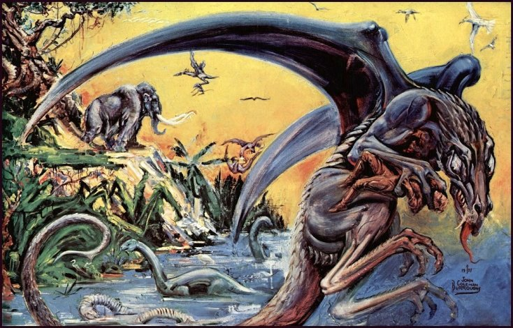 Back To The Stone Age Edgar Rice Burroughs Book Review border=