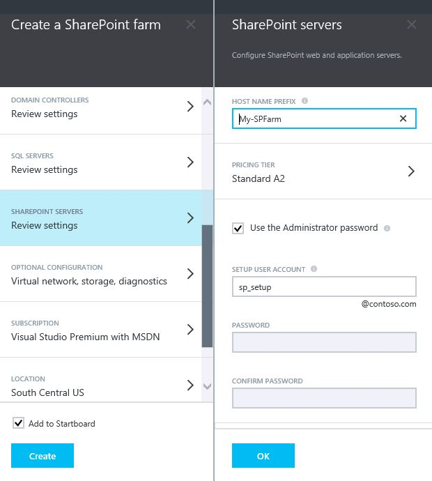 SharePoint Farm in Azure (5)
