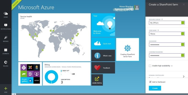SharePoint Farm in Azure_(2)