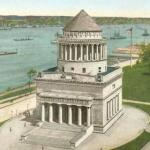 Historic rendering of Grant's Tomb around the time when The Manchester was constructed. Photo courtesy Morningside-heights.net.