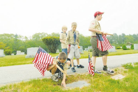 Memorial Day Weekend: Fireworks, parades and remembering those who gave all