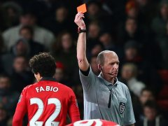 Man-United-v-Swansea-Fabio-is-sent-off-for-Ma_3062221
