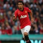 Fabio+da+Silva+Manchester+United+v+Sevilla