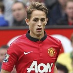 Adnan Januzaj in action