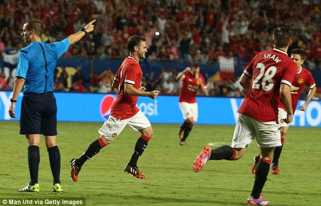 Mata-goal