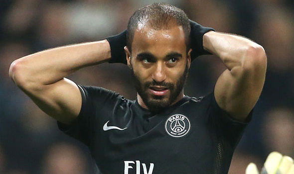 Lucas Moura Transfer News PSG Man United 670293
