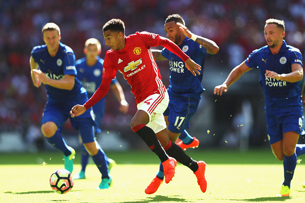 Leicester City v Manchester United - The FA Community Shield