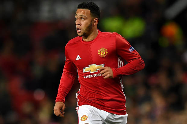 Memphis Depay Manchester United 574118