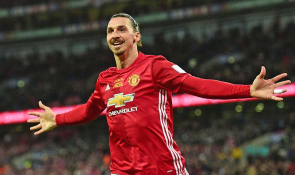 Manchester United star Zlatan Ibrahimovic 779909