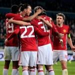 Rsc Anderlecht v Manchester Utd - UEFA Europa League