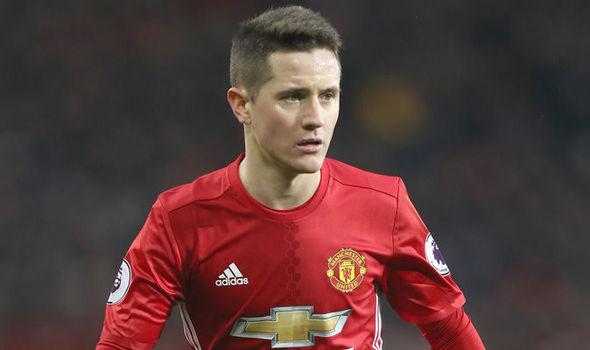 Manchester United News Ander Herrera Antoine Griezmann 792983