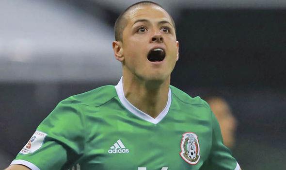 Javier Hernandez 802052