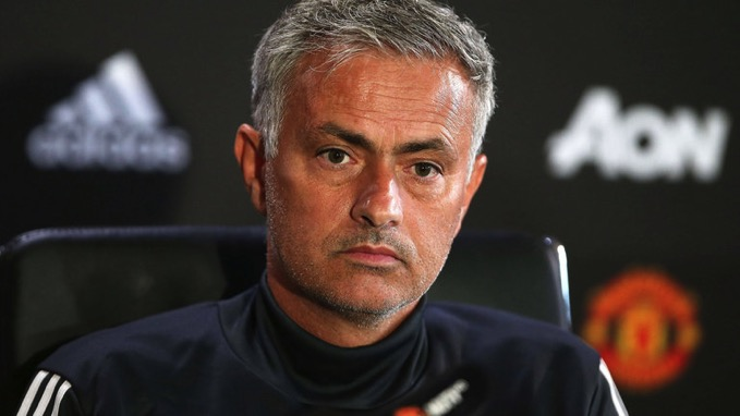 Skysports football jose mourinho manchester united premier league press conference 4071211