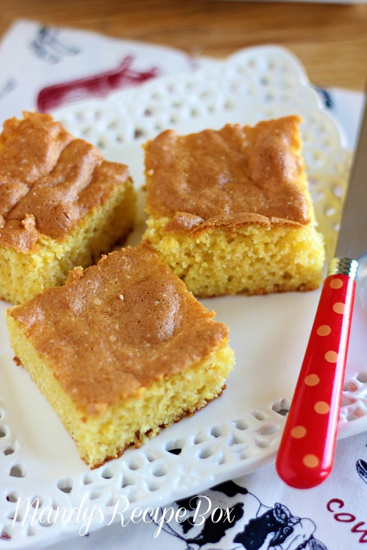 Easy Cornbread | Mandy's Recipe Box