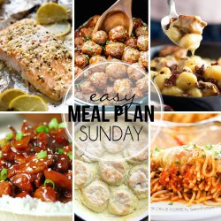 Noble Two Easy Sunday Dinners Easy Meal Plan Sunday Easy Meal Plan Sunday Recipe Box Easy Sunday Dinner Recipes Family