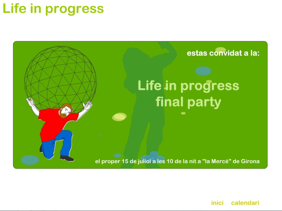 Life in progress - manel bayo7