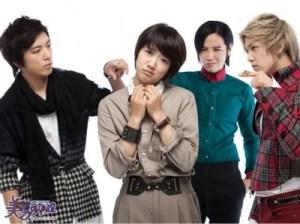 Minam is tortured by cute idol singers. Tortured!