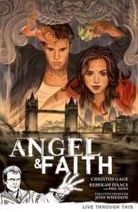 angel and faith cover