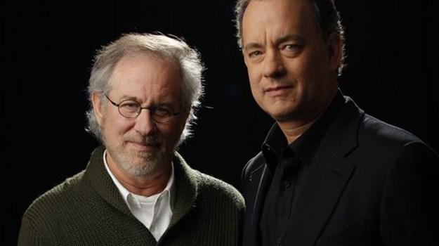 Steven Spielberg y Tom Hanks juntos en Cold War