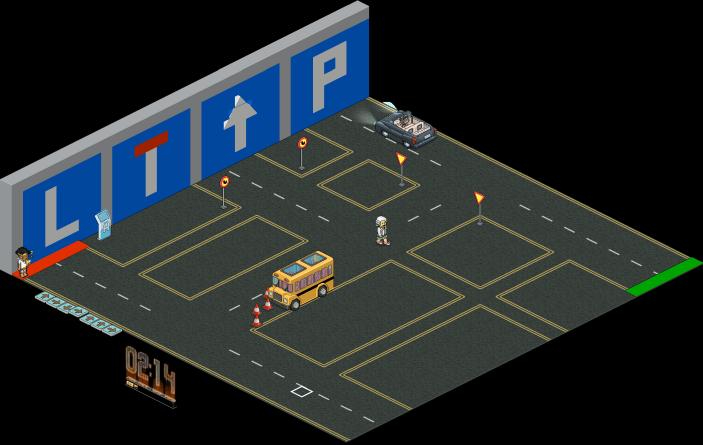 Habbo Motor -GPS