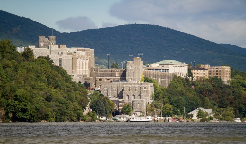 West Point from the Hudson River