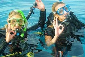 discover scuba diving subic bay