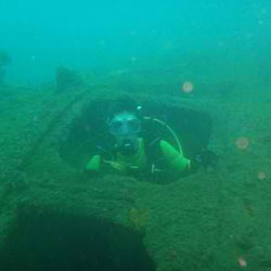nikko maru wreck subic bay