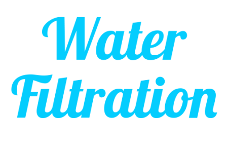 water filtration text