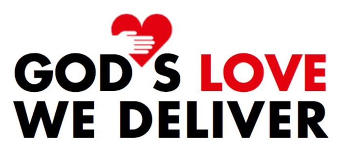 APRIL 17: GOD'S LOVE WE DELIVER