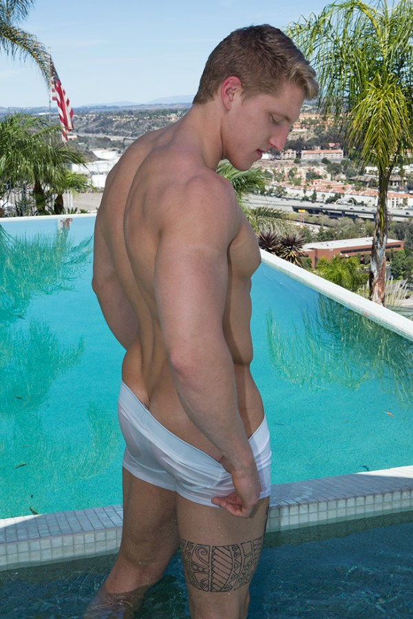 Nolan for gay porn site Sean Cody.