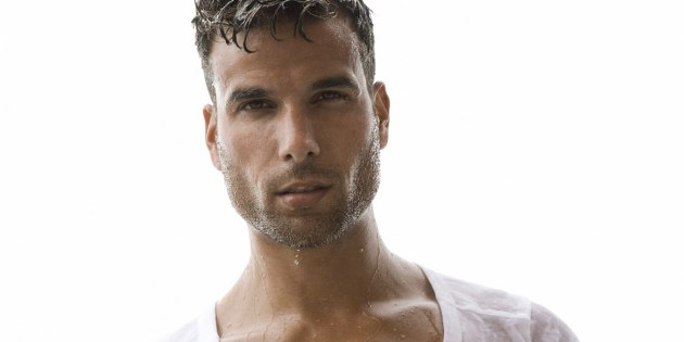 Hot Flash: You Can (Almost) See James Guardino's Dick In This New Rick Day Shoot