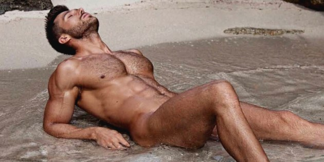 This Guy Is Absurdly Gorgeous & You Can See Him Completely Naked In tMF Magazine.