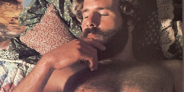 Flashback Friday: Steve D'Auria In Playgirl, June 1978