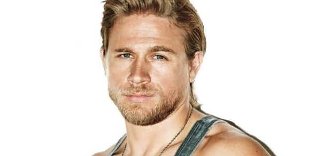 "Celebrity Skin: Charlie Hunnam's Butt On ""Sons Of Anarchy"""