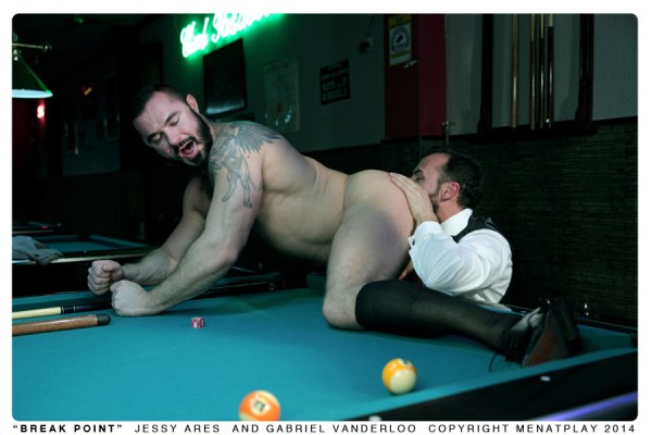 from Kyson pool table gay sex