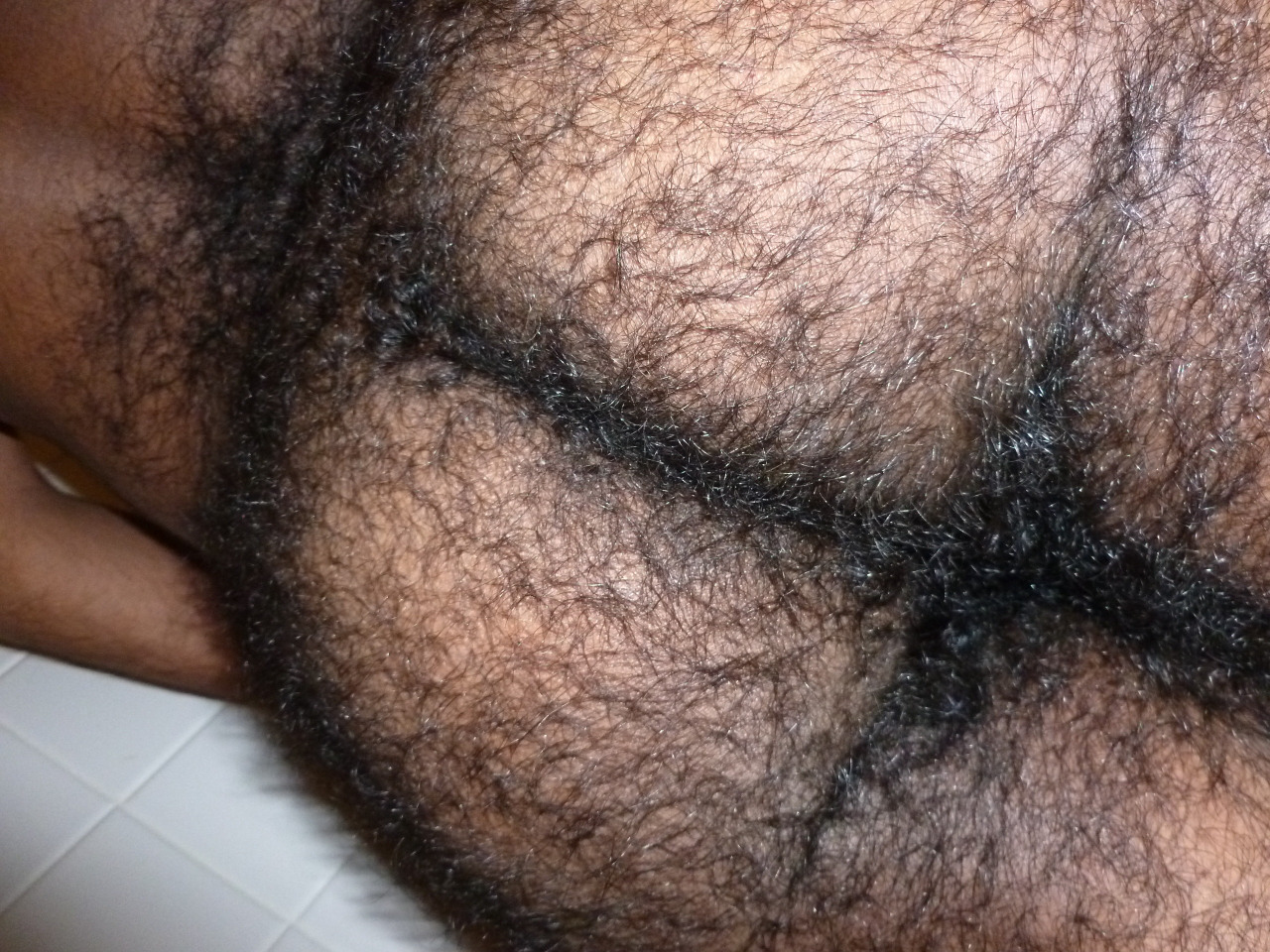 from Dorian gay hairy ass crack