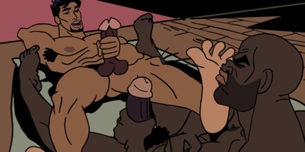 Erotic comics bøsse anal escort