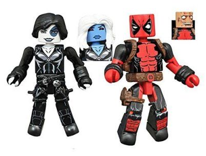 Diamond Select Deadpool Minimates