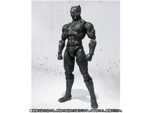 SH Figuarts Marvel Civil War Black Panther