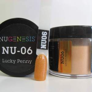 NuGenesis Dipping Powder - Lucky Penny NU-06