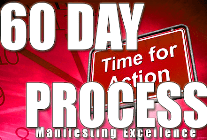 60 Day Process - Law of Attraction