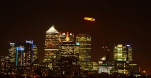 "Xbox Takes Over London's Skies to Launch ""HALO 4"""