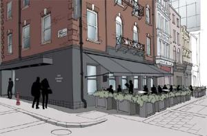 New Hotel One Leicester Street Launches 1st May 2013