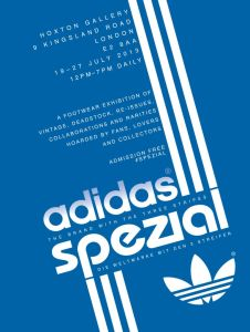 adidas Spezial: The first of its kind; a footwear exhibition from a fan's perspective