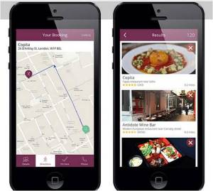 'Ruffl' yourself a London table with new generation dining app