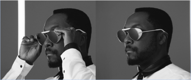 will.i.am launches his first-ever eyewear collection, ill.i Optics.