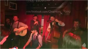 MUSIC REVIEW: Clubbing The Blues in Dublin