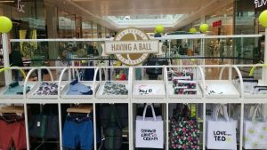 FASHION: Anyone for Tennis? Ted Baker Summer Pop Up #AceTed